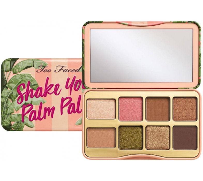 Too Faced Палетка теней Shake Your Palm Palms фото_1