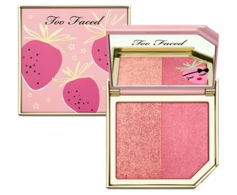 Too Faced Двойные румяна Fruit Cocktail
