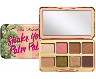 Too Faced Палетка теней Shake Your Palm Palms