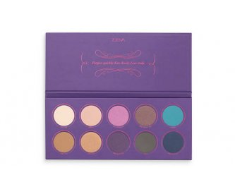 Тени ZOEVA Love is a Story Eyeshadow Palette