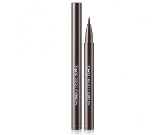 Tony Moly Подводка для бровей 7Days Tatoo Eyebrow Dark Brown