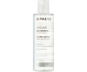 Paese Вода мицеллярная micellar solution make-up remover 210 мл